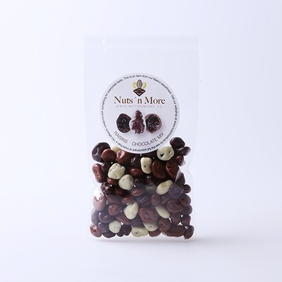 Nut`s n More - Rosin – Chokolade mix