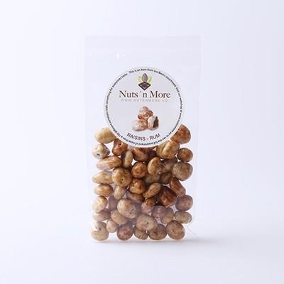 Nut`s n More - Rosin – Hvid chokolade & rum