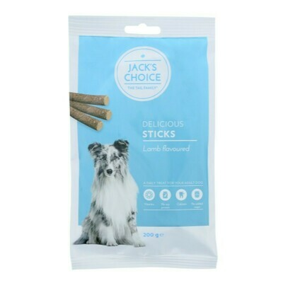 Jack's choice sticks lam 200gr