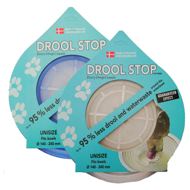 Drool Stop - KLAR