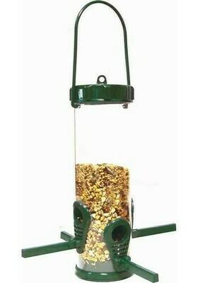 Fuglefoderautomat - foderrør