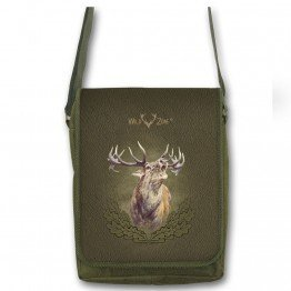 Taske med Kronhjort 00117