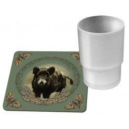 Bordskåner med Vildsvin 6 stk. pakke 00150