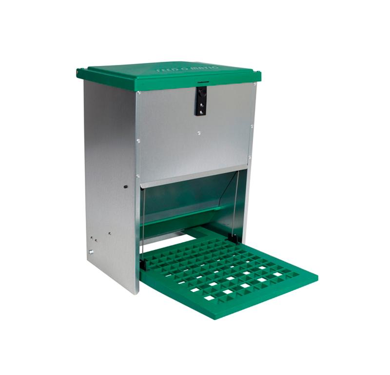 Rottesikret foderautomater - Flere størrelser 00282
