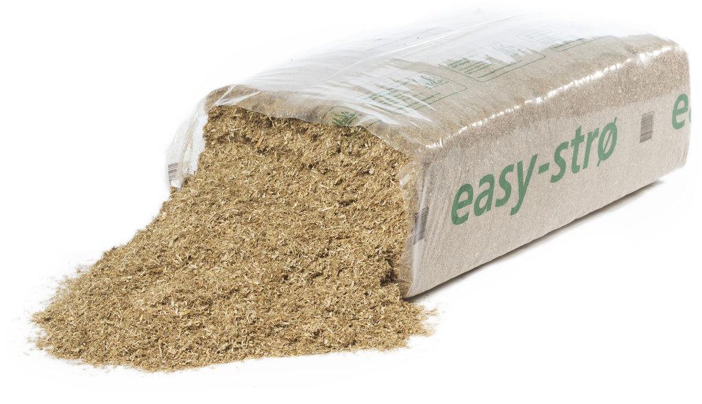 Easy halmstrøelse 25 kg. 00362
