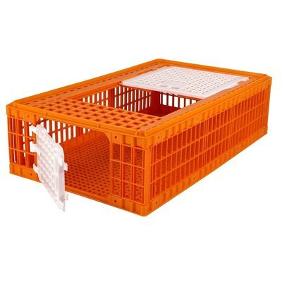Coop transportkasse til høns, fasaner og ænder