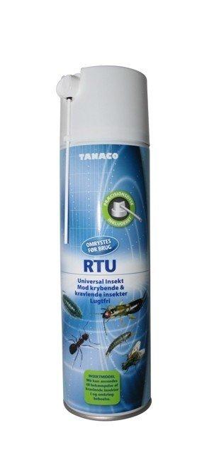 RTU Universal insektspray 400 ml.