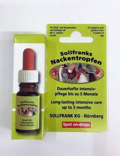 SollFrank nakkedråber 10 ml. 00386