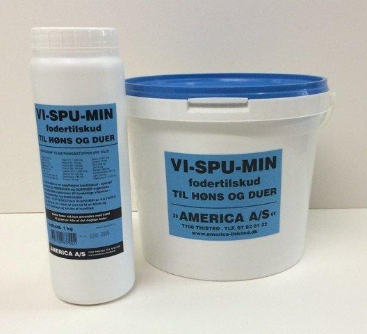 Vispumin vitaminer 00387