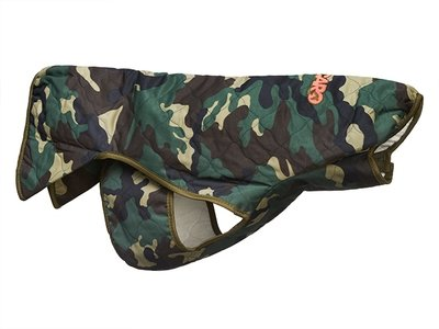 Siccaro Spirit hundekåbe - Camouflage