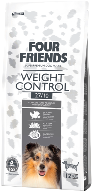 Four Friends weight control 12 kg. 00467