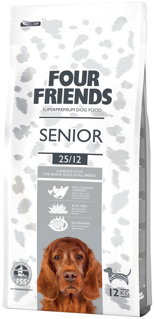​Four Friends senior 12 kg. 00470