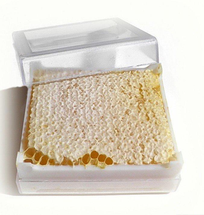 Мёд в сотах 400 гр.