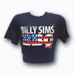 Billy Sims BBQ Americana Shirt
