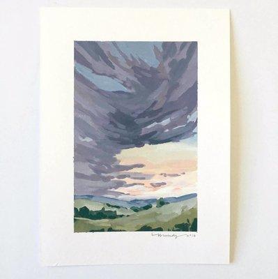 Sunset Clouds, Vacaville