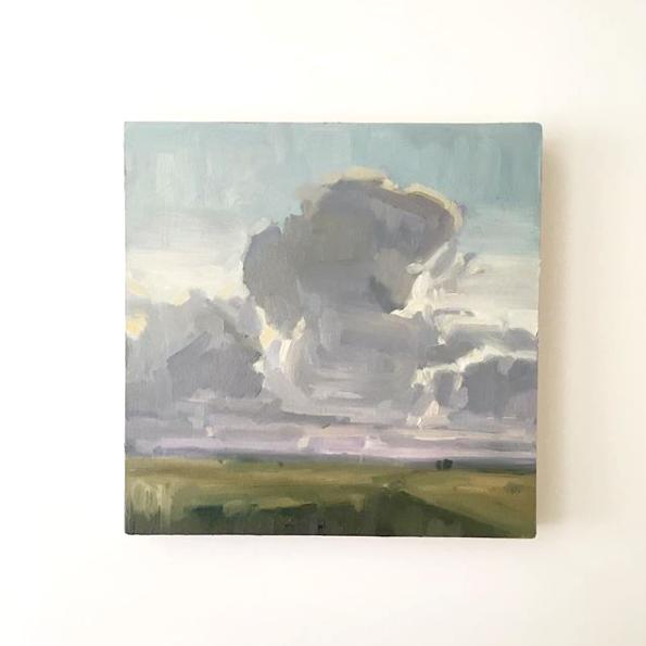 Backlit Clouds 00049