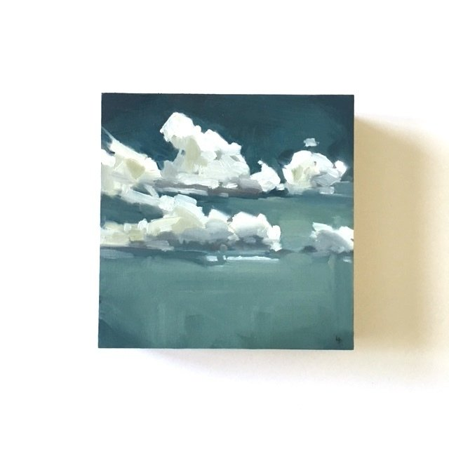Cloud Portrait No.2 00053