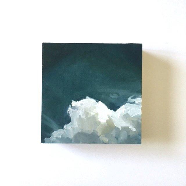 Cloud Portrait No.4 00055