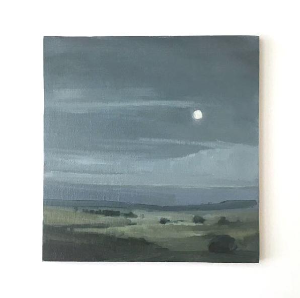 Moonlit Field 00067