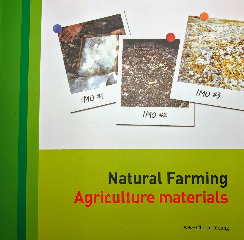 Natural Farming Agricultural Materials (Book)