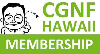 CGNF-HAWAII MEMBERSHIP (1 Year)