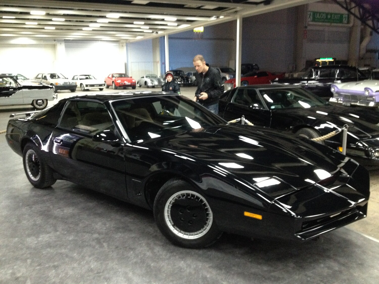 KITT 1/2 Season FULL Conversion (First instalment)