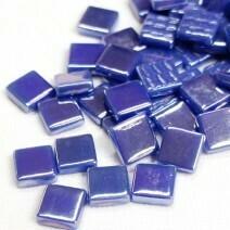 Warm Blue Iridised