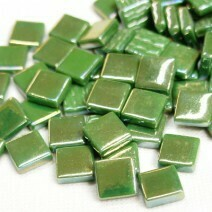 Pine Green Iridized