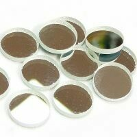 Mirror circles 25mm