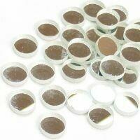 Mirror circles 15mm