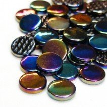 Pearlised Opal Black 18mm