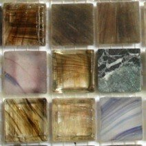 Antimony Marble and Glass