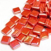 Bright Red Iridised