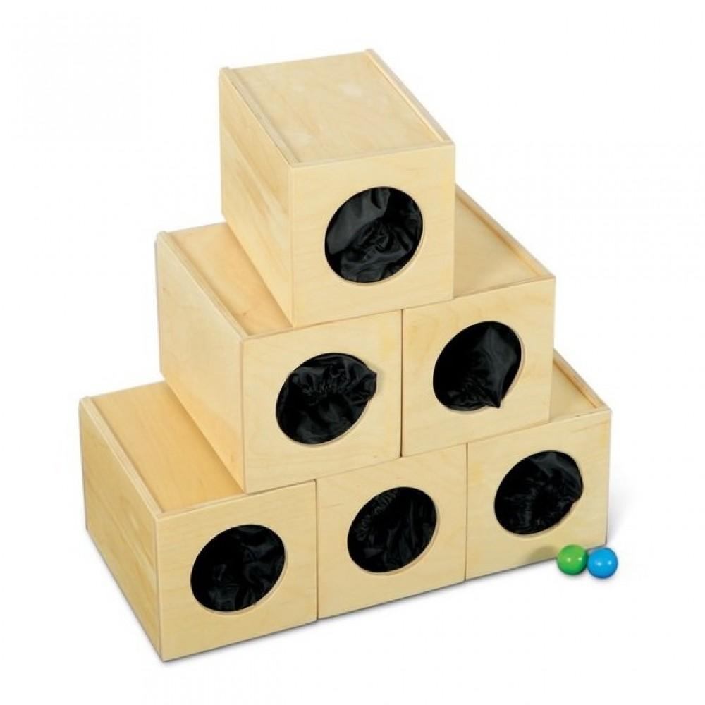 Тактильные ячейки (в комплекте 6 ячеек)