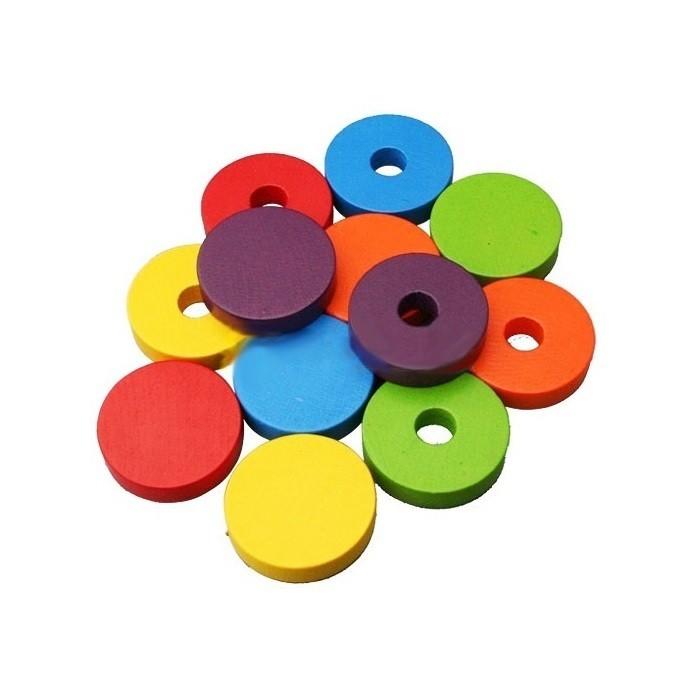 Дополнительные фишки к круглым палитрам PALETTI Spectra