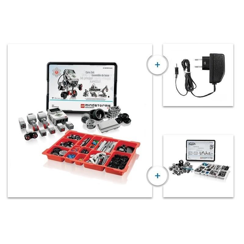 Комплект MINDSTORMS EV3 (Средний уровень)
