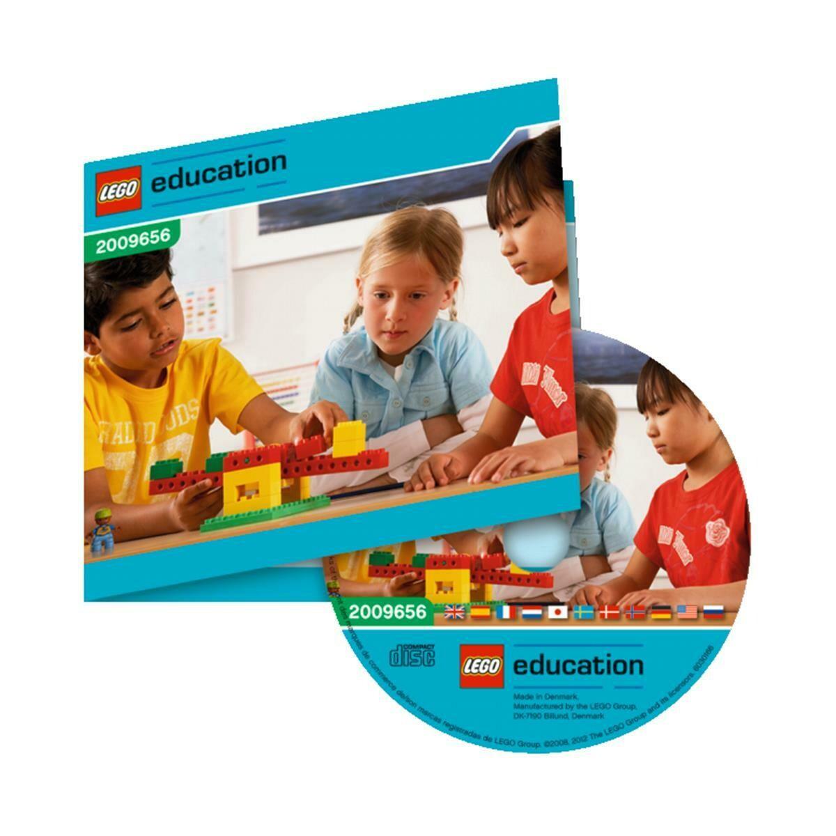 LEGO 2009656 Комплект заданий «Первые механизмы»