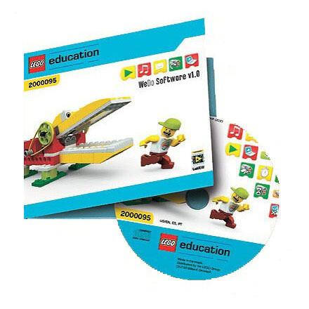 LEGO 2000095 Программное обеспечение WeDo v.1.0