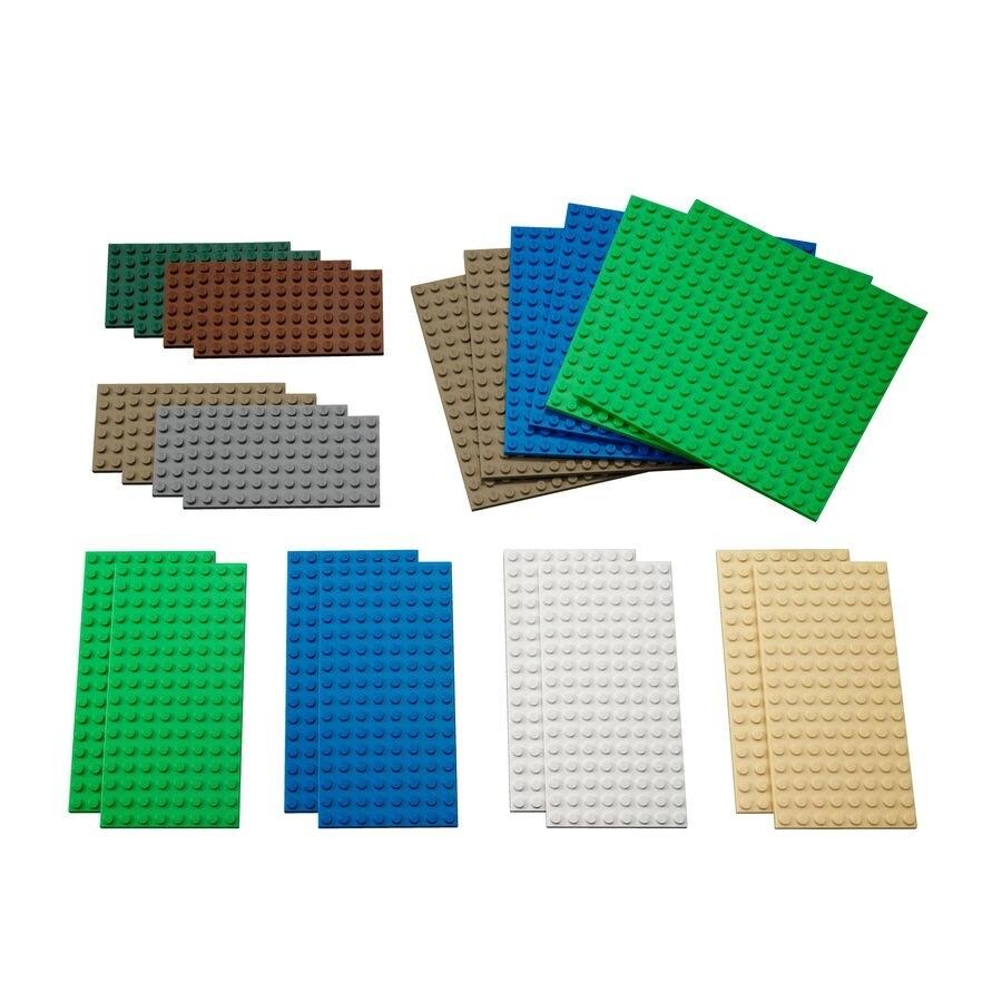LEGO 9388 Малые строительные платы