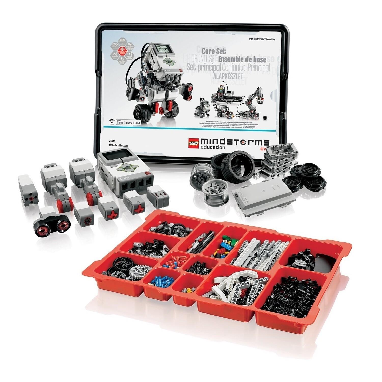 LEGO 45544 Базовый набор MINDSTORMS Education EV3