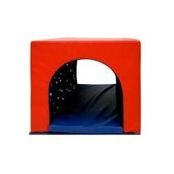 Фиброоптический тоннель