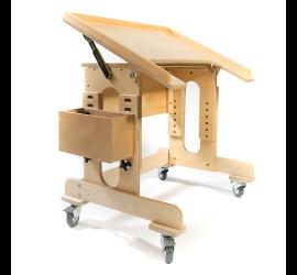 Столик на колесиках для детей с ограниченными возможностями