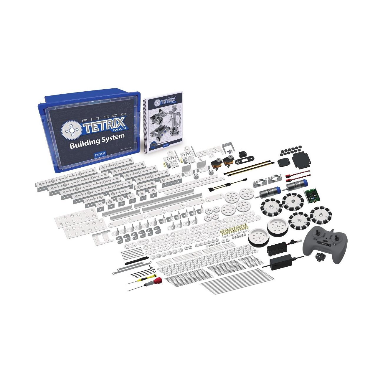 Pitsco TETRIX 41990 Робототехнический набор для создания дистанционно управляемых моделей