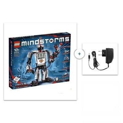 Комплект MINDSTORMS EV3 (Домашняя версия 1)