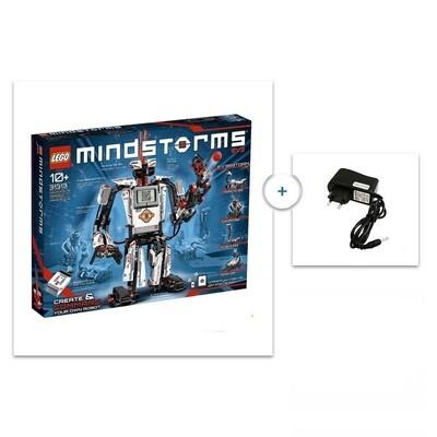 Комплект MINDSTORMS EV3 (Домашняя версия 2)