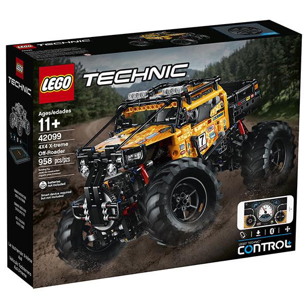 LEGO 42099 Экстремальный внедорожник