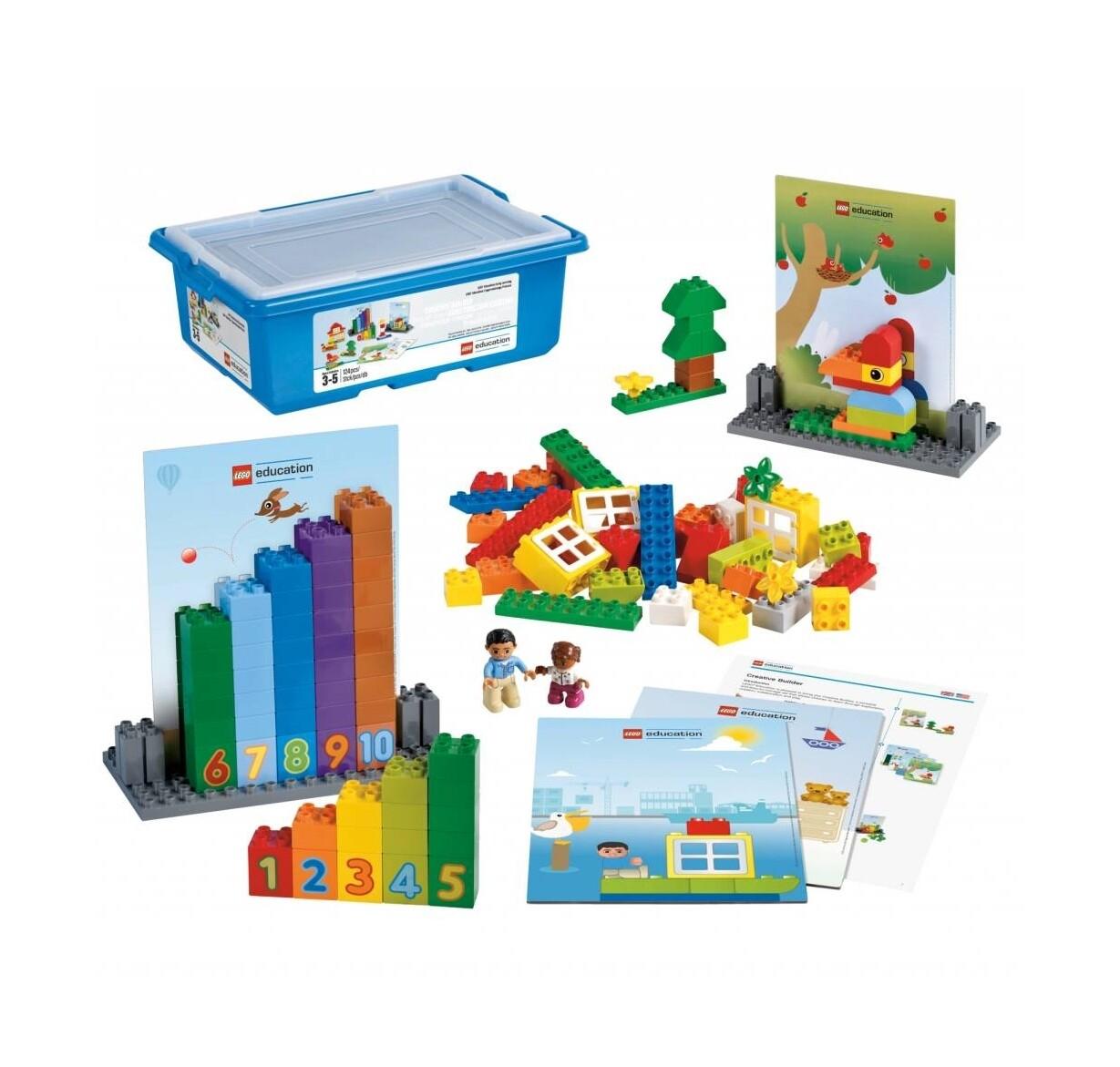 LEGO 45000 Базовый набор Креативный строитель