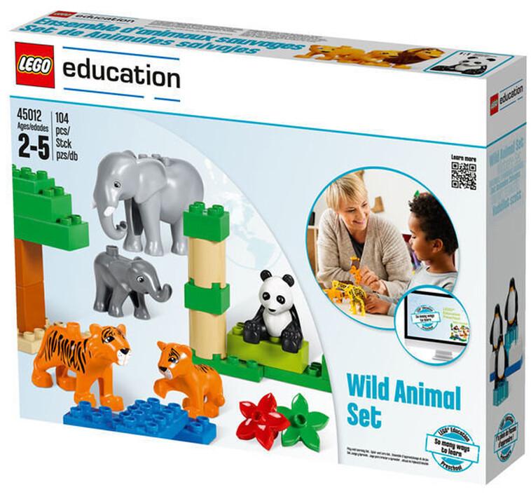 LEGO 45012 Дикие животные DUPLO