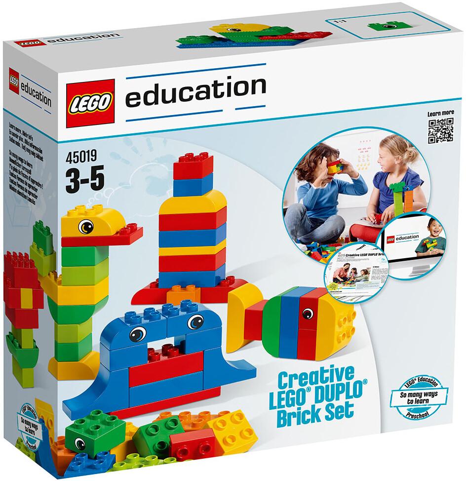 LEGO 45019 Кирпичики для творческих занятий DUPLO
