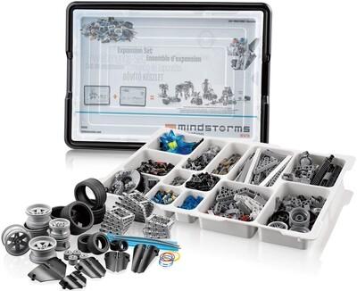 LEGO 45560 Ресурсный набор MINDSTORMS Education EV3
